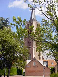 Geerteskerk in Kloetinge